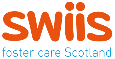 Swiis Foster Care Scotland logo